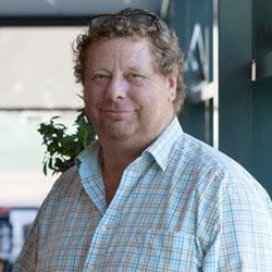 Jeroen van Bakkum, Operational Director Rietlanden Terminals BV